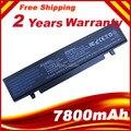 7800 mAh 9 células batería del ordenador portátil para Samsung R517 R519 R520 R522 R523 R538 R540 R580 R620 R718 R720 R728 R730 R780 9 células