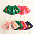 Summer Cute Chicks Girls Skirts Baby Toddlers Kids Clothes Children Bottoms A-Line Children Clothing 2016 T1/1397 DCO