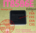 100% New  IT8586E FXA FXS CXS I/O Chipset TQFP IC Chip