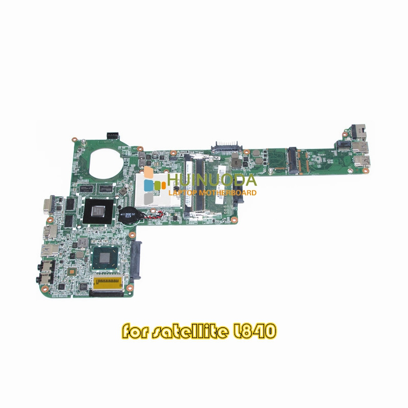 NOKOTION For toshiba satellite L840 L845 Laptop Motherboard Main Board DDR3 DABY3CMB8E0 A000174140 HD7670M 1GB nokotion for toshiba satellite c850d c855d laptop motherboard hd 7520g ddr3 mainboard 1310a2492002 sps v000275280