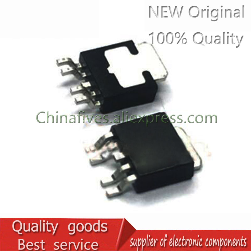 10pcs/lot BTS6143D 6143D BTS462T BTS462 TO-252-4 Power Switch