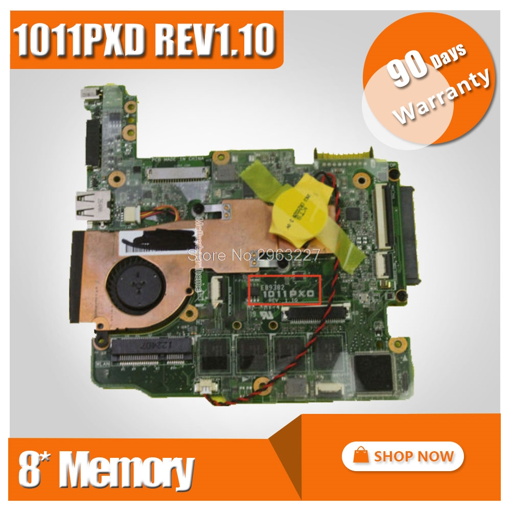 Original For ASUS 1011PX 1011PXD mainboard Laptop motherboard 60-0A3EMB3000-B01 100% testedOriginal For ASUS 1011PX 1011PXD mainboard Laptop motherboard 60-0A3EMB3000-B01 100% tested