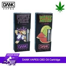 10pcs Dank Vapes Cartridge electronic cigarette atomizers Sunset Sherbet Durban Poison Strawberry Cough for CBD Oil.jpg 220x220 - Vapes, mods and electronic cigaretes