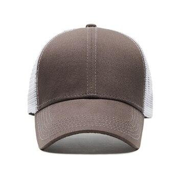 Summer Mens Trucker Style Mesh Hat baseball Cap