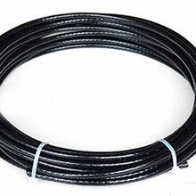 0,8 мм-5 мм, 3 м-100 м, 304 трос из нержавеющей стали с черным покрытым кабелем бельевая веревка для крепления стальной проволоки