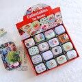 48 piece Cheap Macaron Tea Tin Box Office Desktop Boxes Storange Little Things/Iron Box  Jewelry Box for Girls Christmas Gifts