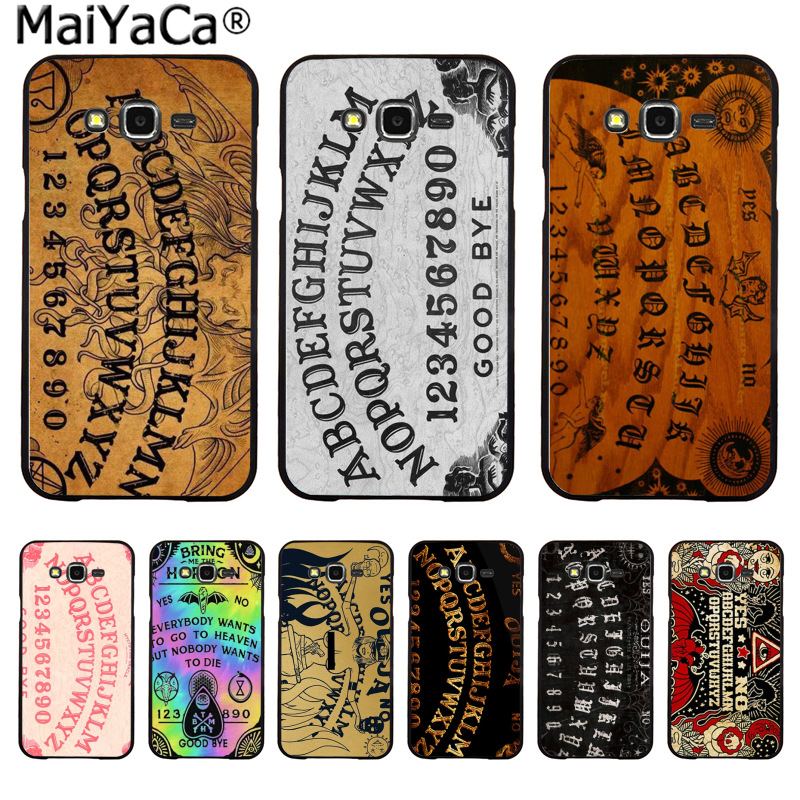 MaiYaCa die ouija <font><b>board</b></font> in my story Mode Spaß Dynamische telefon fall für <font><b>Samsung</b></font> 2015 J1 J5 J7 2016 J1 <font><b>J3</b></font> J5 J7 Anmerkung3 4 5 image