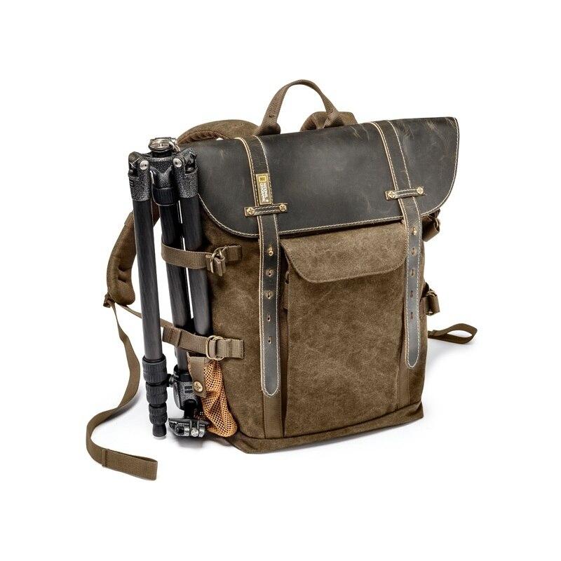 Darmowa wysyłka nowa National Geographic NG A5280 afryki serii mały plecak torba na aparat fotograficzny case w Torby na aparaty/kamery od Elektronika użytkowa na AliExpress - 11.11_Double 11Singles' Day 1