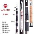 <font><b>GW</b></font> Apache навигаторы карп стержень телескопические рыболовные удочки из карбона спиннинговые стержни Карп Рыбалка