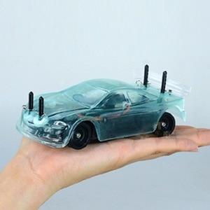 RC 1/28 scale mini-Q Q9 racing drift on-road car miniQ 2.4G ARR RTR carbon fiber chassis brushed brushless 2 versions