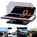 EHEAR Heads Up Display HUD Car Teléfono GPS de Navegación de Imagen reflector teléfono móvil gps soporte para coche soporte para iphone Smartphone