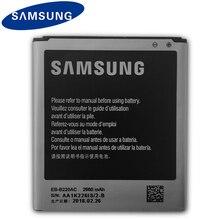 SAMSUNG EB-B220AC Original Battery For Samsung GALAXY Grand 2 SM-G7106 G7108 G7108V SM-G7102 2600mAh Replacement Phone Battery