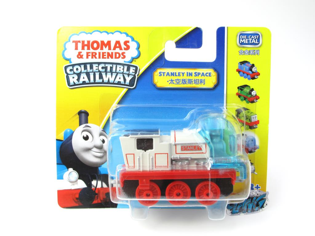 1:64 Diecasts Vehicles Thomas T128N STANLEY Thomas And Friends Magnetic Tomas Truck Engine Railway Train Toys for Boys NIB