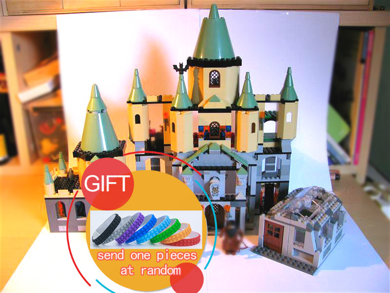 16029 1033Pcs Movie Series The magic hogwort castle set Children Educational Building Model Gift 5378 toys lepin dayan gem vi cube speed puzzle magic cubes educational game toys gift for children kids grownups
