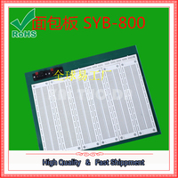 SYB 800 6 Large Combination Of Breadboard Large Experimental Board Universal Board 300MM 240MM
