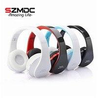 Handsfree Stereo Foldable Wireless Headphones Casque Audio Bluetooth Headset Cordless Earphone For Computer PC Head Phone