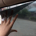 Car Side Window Shade Sun Film Resistance to UV Damage Paired Universal Reduce Temperature Effectively Environmental Materials