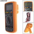 New LD9801A LCD Display 1999 Counts Hand-held Digital Multimeter with Diode / Triode Test Support Double Integral A/D Conversion