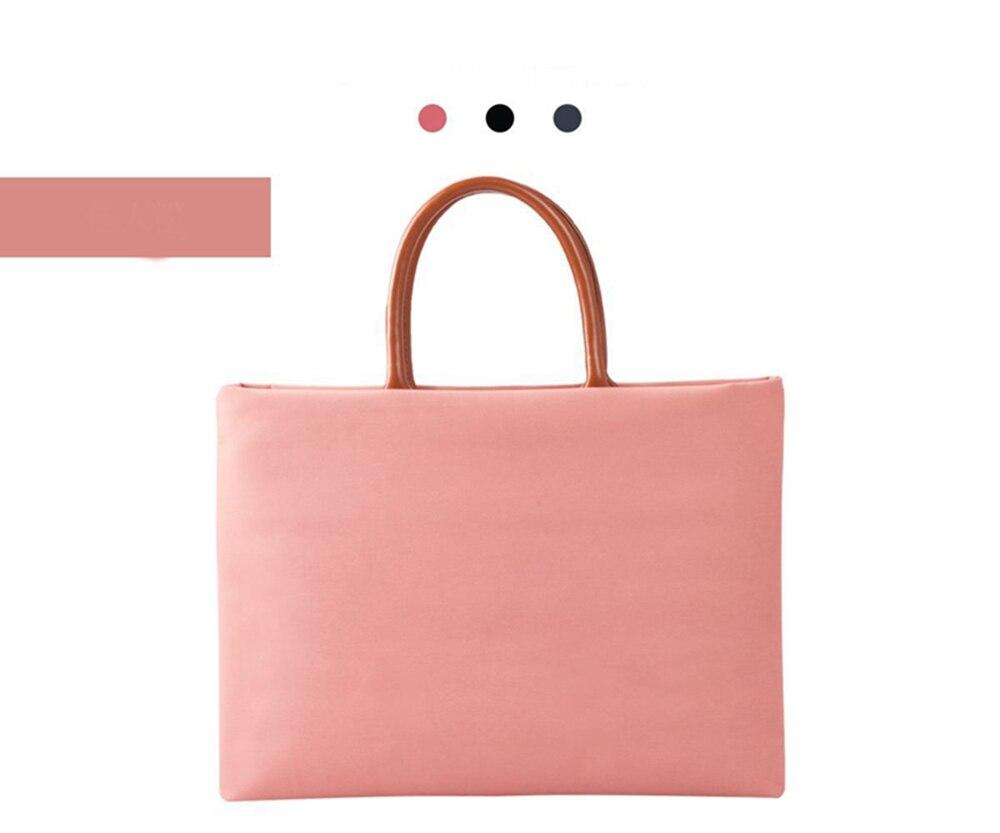 new stylish ladies fashion ultra-thin laptop bag laptop bag shoulder bag carrying office 12 13 14 15 inch universal