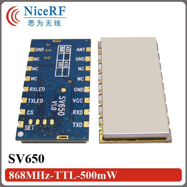 SV650-868MHz-TTL-500mW