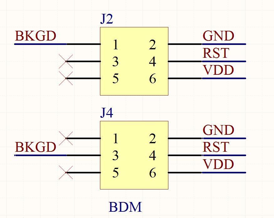 FZ0622-05 Freescale  USBDM Download Debugger Emulator JS16CWJ