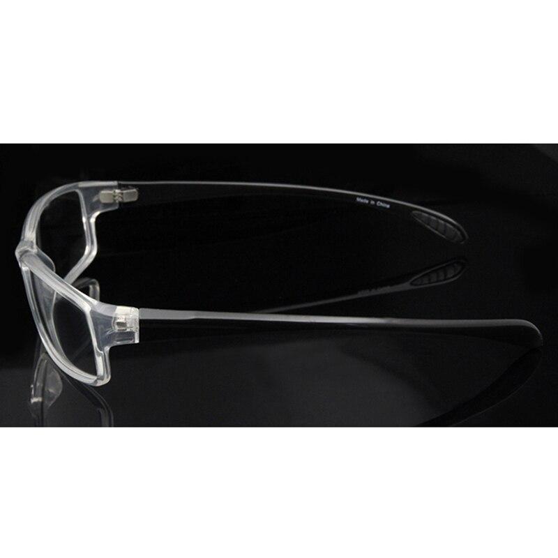 ESNBIE Mens monturas de lentes hombre Prescription Glasses TR90 ...