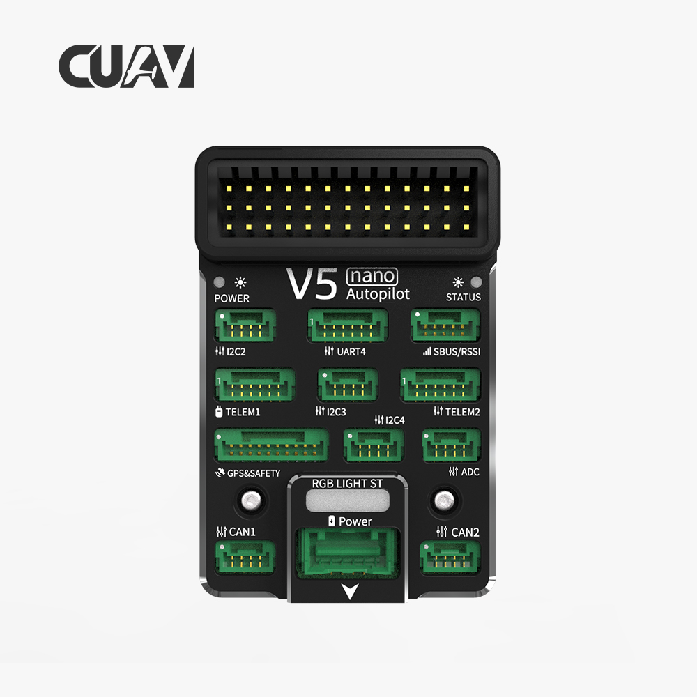 CUAV New Pixhack V5 nano Small Flight Controller For Ardupilot PX4 Drone Parts free shipping whole sale-in Parts & Accessories from Toys & Hobbies    1