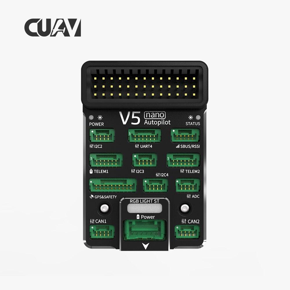 CUAV Pixhack de Nova V5 nano Pequeno Controlador de Vôo Para Ardupilot PX4 Drone Peças frete grátis whole sale