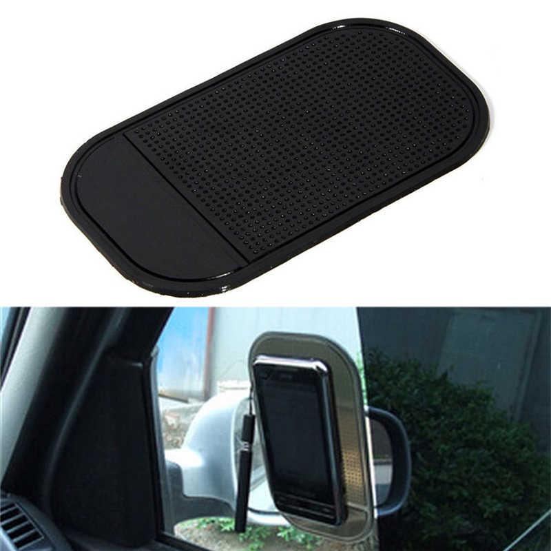 النفث 1 قطعة لوحة سيارة لوحة لاصقة حصيرة مكافحة عدم الانزلاق أداة حامل GPS للهاتف المحمول الداخلية البنود اكسسوارات قطرة الشحن