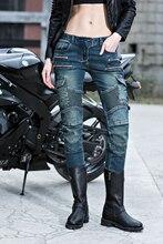 Uglybros motorpool ubs11 джинсы мотоциклов мотокросс брюки колено защиты moto джинсы
