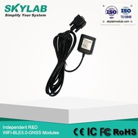 SKYLAB RS232 USB UART TTL Protocol DB9 USB Micro Fit 3 0 Connector GPS Receiver SKM55