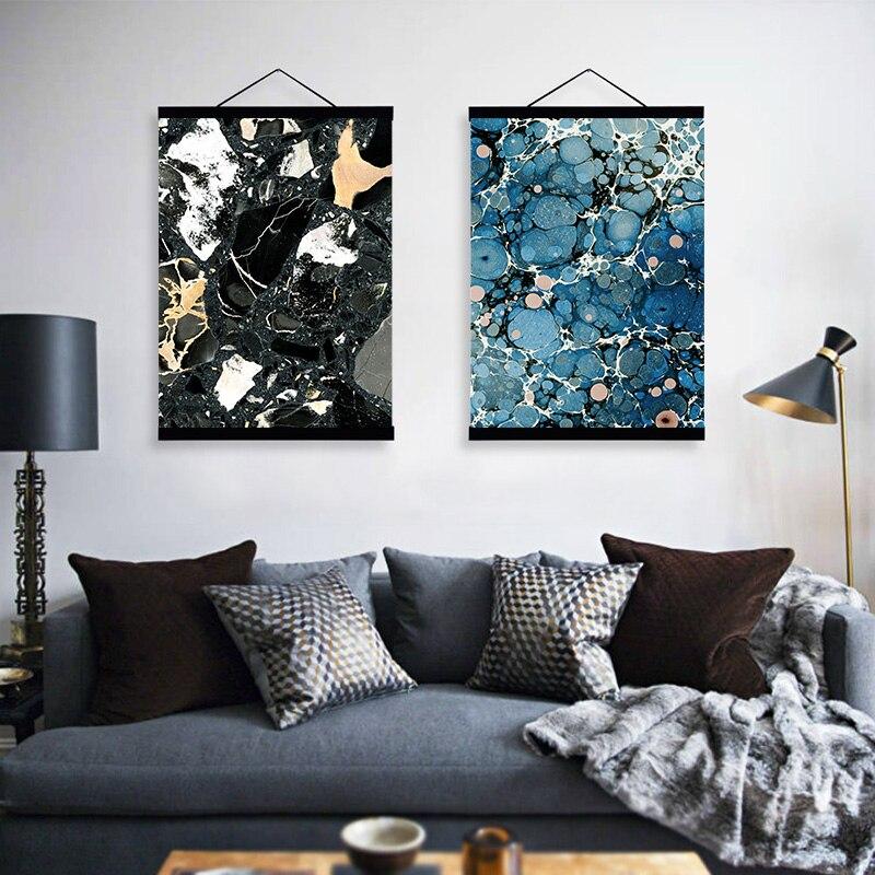 Creative Living Room Decorative Painting Sofa Background