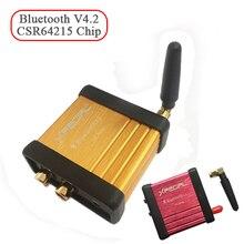 Hi-fi-класса Bluetooth 4.2 аудио приемник усилитель стерео изменить Поддержка APTX низкая задержка золото/красный/синий colorFree Доставка