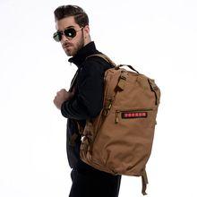 Bolso de la computadora de doble hombro táctico al aire libre bolsa mochila de senderismo