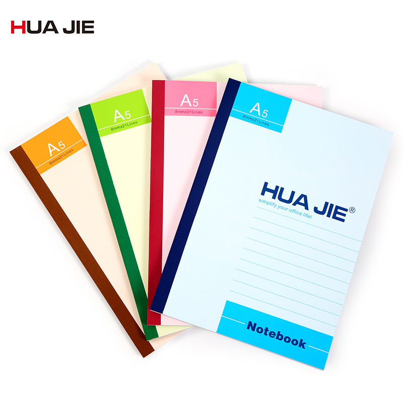 Student Notebooks Simple Office School Supplies Notebook Diary Plan Notepad A5/B5 Stationery Soft Notebook Copybook PR1011