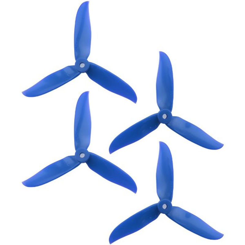 High Quality 2 Pairs Dalprop Cyclone T5046C 5046 3 Blades 5x4.6 CW CCW Propeller For RC Quadcopter Outdoor Toy ModelsHigh Quality 2 Pairs Dalprop Cyclone T5046C 5046 3 Blades 5x4.6 CW CCW Propeller For RC Quadcopter Outdoor Toy Models