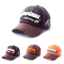 d22561e6e8a YANQIN 2018 New Nostalgic Baseball Caps Spring Fall Dad Hat Cotton  Embroidery