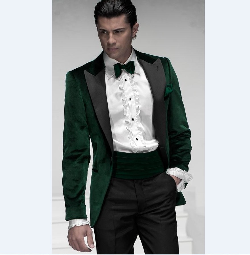 Online Get Cheap Black Suit Green Tie -Aliexpress.com | Alibaba Group