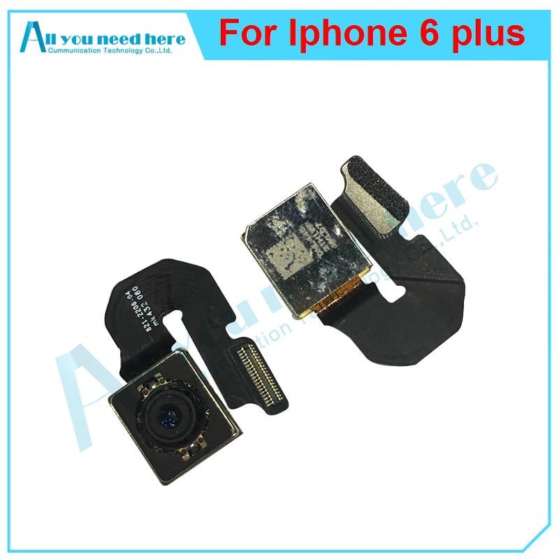 IP0041 HOT 100% Original For Iphone 6 plus Big back rear Camera flex cable replacement 8.0 mega pixel , 5.5inch version(4)