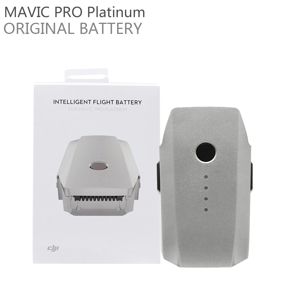 Brand New Original DJI MAVIC PRO Platinum Intelligent Flight Battery Accessories Mavic Pro Platinum Batteries