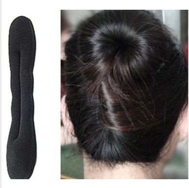 Min.order is $10(Mix order) Free Shipping ring A06 selling new hair sponge balls twist belt