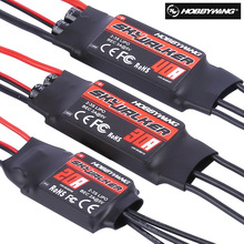 цена на 1pcs Hobbywing Skywalker 12A 20A 30A 40A 60A 80A ESC Speed Controler With UBEC For RC FPV Quadcopter RC Airplanes Helicopter