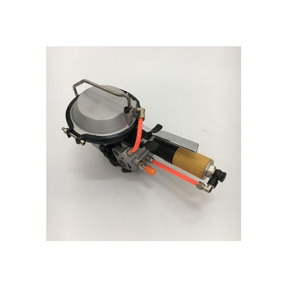 """""""Gurarantee"""" 100% naujas surišimo aparatas A480-KZ19 Pneumatinis kombinuotas plieninis surišimo įrankis 19 mm plieno juostoms"""