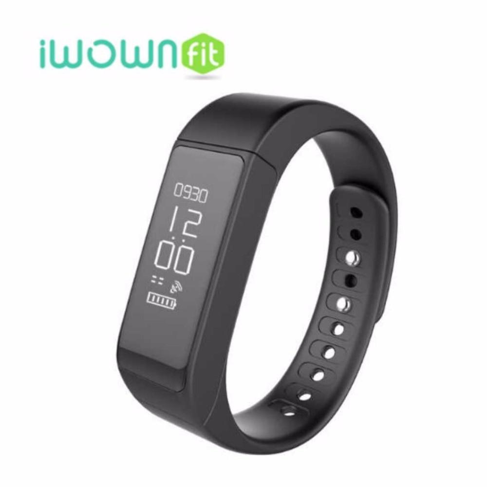 Смарт-группы iwown i5 плюс smart watch оригинал iwown i5plus браслет bluetooth 4.0 монитор сна браслет мини-активных трекер