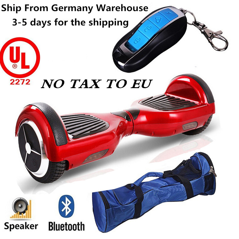 Europe entrepôt offre spéciale hoverboard smart 6.5 pouces chine hoverboard auto équilibrage hoverboard - 5