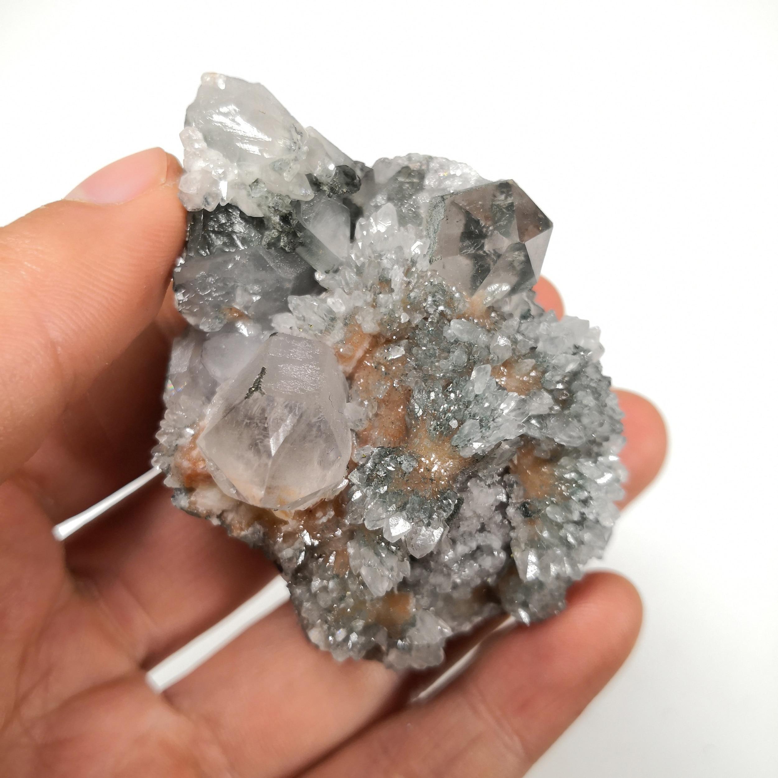 116g piedras naturales y minerales colección de cristal fino o muestras de enseñanza C1 40-in Piedras from Hogar y Mascotas    1
