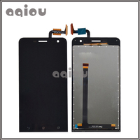 10Pcs Lot 5 0 For Asus Zenfone 5 LITE LCD Digitize Touch Screen Assembly High Quality