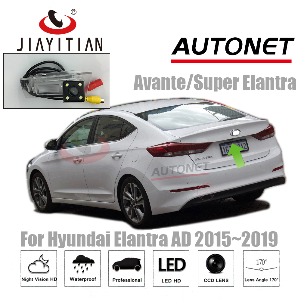 Cámara de visión trasera para Hyundai Elantra Avante 2012 para estacionamiento
