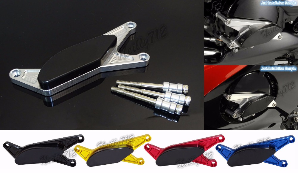 Motorcycle Engine Cover Crash Pads Frame Sliders Protector For <font><b>Suzuki</b></font> <font><b>GSXR</b></font> <font><b>1000</b></font> GSXR1000 2001 <font><b>2002</b></font> image
