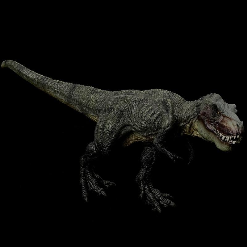 1PC Tyrannosaurus Dinosaur Action Figure Toys Hand Puppet Kids Educational Model -B116 wiben animal hand puppet action